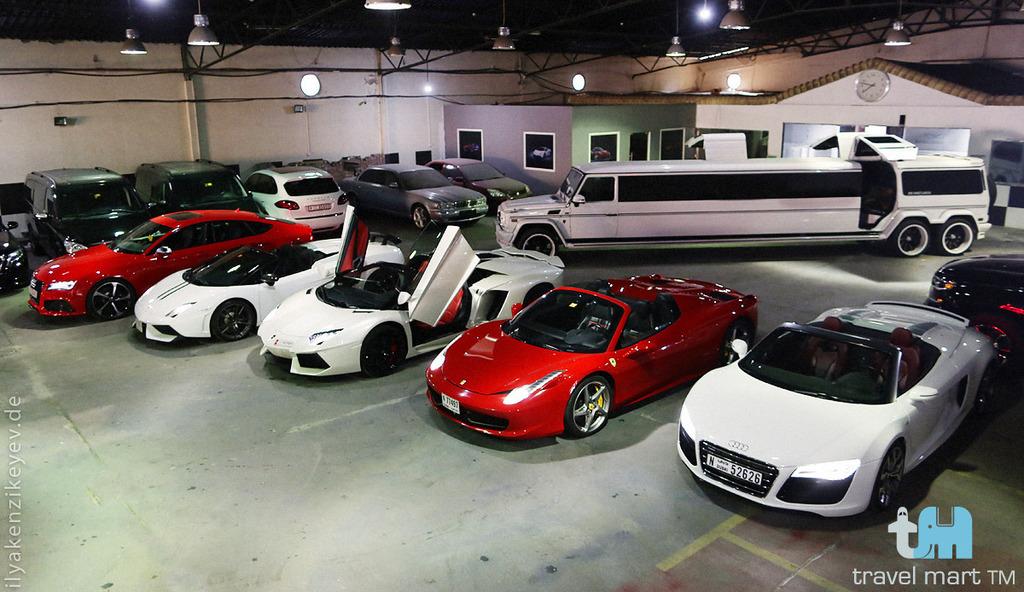 Auto Garage For Sale Dubai: Ilya Kenzikeyev Berichtet