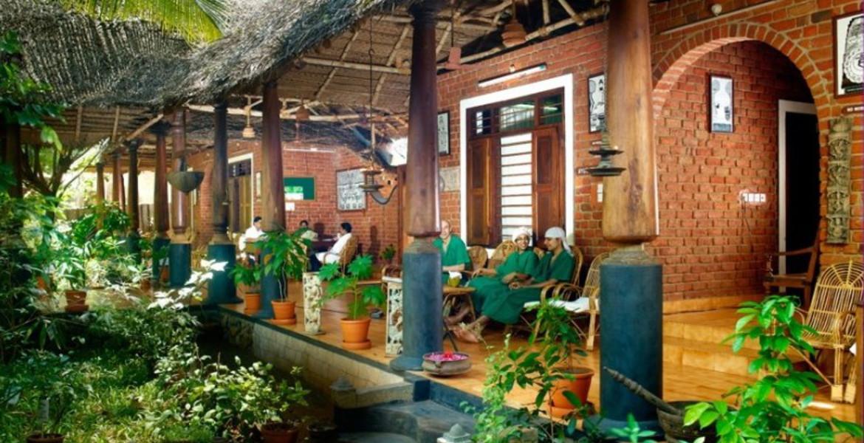 Somatheeram Ayurveda Village Travel Mart Tm